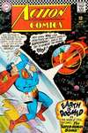 Action Comics #342 comic books - cover scans photos Action Comics #342 comic books - covers, picture gallery