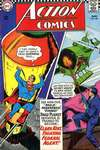 Action Comics #348 comic books - cover scans photos Action Comics #348 comic books - covers, picture gallery