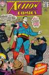 Action Comics #352 comic books - cover scans photos Action Comics #352 comic books - covers, picture gallery