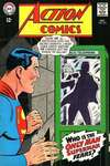 Action Comics #355 comic books - cover scans photos Action Comics #355 comic books - covers, picture gallery