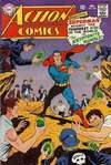 Action Comics #357 comic books - cover scans photos Action Comics #357 comic books - covers, picture gallery