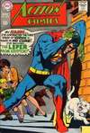 Action Comics #363 comic books - cover scans photos Action Comics #363 comic books - covers, picture gallery
