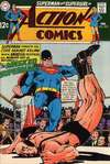 Action Comics #372 comic books - cover scans photos Action Comics #372 comic books - covers, picture gallery