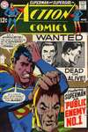 Action Comics #374 comic books - cover scans photos Action Comics #374 comic books - covers, picture gallery