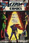 Action Comics #375 comic books - cover scans photos Action Comics #375 comic books - covers, picture gallery