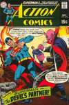Action Comics #378 comic books - cover scans photos Action Comics #378 comic books - covers, picture gallery