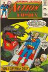 Action Comics #387 Comic Books - Covers, Scans, Photos  in Action Comics Comic Books - Covers, Scans, Gallery