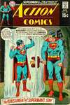 Action Comics #391 comic books - cover scans photos Action Comics #391 comic books - covers, picture gallery