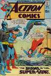 Action Comics #392 comic books - cover scans photos Action Comics #392 comic books - covers, picture gallery