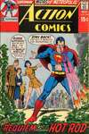 Action Comics #394 comic books - cover scans photos Action Comics #394 comic books - covers, picture gallery