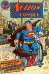 Action Comics #396 comic books - cover scans photos Action Comics #396 comic books - covers, picture gallery