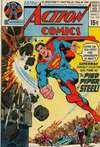 Action Comics #398 comic books - cover scans photos Action Comics #398 comic books - covers, picture gallery