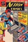 Action Comics #399 comic books - cover scans photos Action Comics #399 comic books - covers, picture gallery