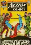 Action Comics #401 comic books - cover scans photos Action Comics #401 comic books - covers, picture gallery
