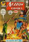 Action Comics #402 comic books - cover scans photos Action Comics #402 comic books - covers, picture gallery