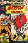 Action Comics #414 comic books - cover scans photos Action Comics #414 comic books - covers, picture gallery