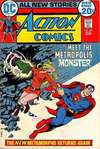 Action Comics #415 comic books - cover scans photos Action Comics #415 comic books - covers, picture gallery