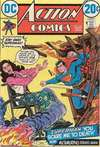 Action Comics #416 comic books - cover scans photos Action Comics #416 comic books - covers, picture gallery