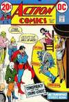 Action Comics #417 comic books - cover scans photos Action Comics #417 comic books - covers, picture gallery