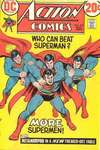 Action Comics #418 comic books - cover scans photos Action Comics #418 comic books - covers, picture gallery
