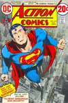 Action Comics #419 comic books - cover scans photos Action Comics #419 comic books - covers, picture gallery