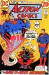Action Comics #420 comic books - cover scans photos Action Comics #420 comic books - covers, picture gallery