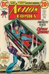 Action Comics #421 comic books - cover scans photos Action Comics #421 comic books - covers, picture gallery