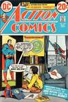 Action Comics #422 comic books - cover scans photos Action Comics #422 comic books - covers, picture gallery