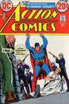 Action Comics #423 comic books - cover scans photos Action Comics #423 comic books - covers, picture gallery
