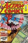 Action Comics #424 comic books - cover scans photos Action Comics #424 comic books - covers, picture gallery