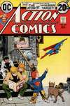 Action Comics #425 comic books - cover scans photos Action Comics #425 comic books - covers, picture gallery