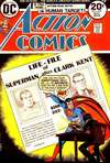 Action Comics #429 comic books - cover scans photos Action Comics #429 comic books - covers, picture gallery
