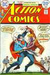 Action Comics #431 comic books - cover scans photos Action Comics #431 comic books - covers, picture gallery