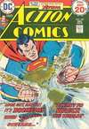 Action Comics #435 comic books - cover scans photos Action Comics #435 comic books - covers, picture gallery
