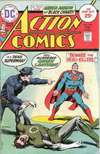 Action Comics #444 comic books - cover scans photos Action Comics #444 comic books - covers, picture gallery
