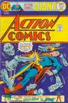 Action Comics #449 comic books - cover scans photos Action Comics #449 comic books - covers, picture gallery