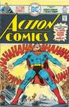 Action Comics #450 comic books - cover scans photos Action Comics #450 comic books - covers, picture gallery