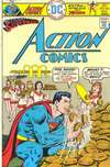 Action Comics #454 comic books - cover scans photos Action Comics #454 comic books - covers, picture gallery