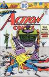 Action Comics #455 comic books - cover scans photos Action Comics #455 comic books - covers, picture gallery
