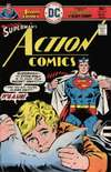 Action Comics #457 comic books - cover scans photos Action Comics #457 comic books - covers, picture gallery