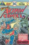 Action Comics #458 comic books - cover scans photos Action Comics #458 comic books - covers, picture gallery