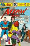 Action Comics #460 comic books - cover scans photos Action Comics #460 comic books - covers, picture gallery
