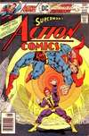 Action Comics #462 comic books - cover scans photos Action Comics #462 comic books - covers, picture gallery