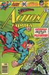 Action Comics #464 comic books - cover scans photos Action Comics #464 comic books - covers, picture gallery