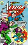 Action Comics #465 comic books - cover scans photos Action Comics #465 comic books - covers, picture gallery