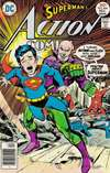 Action Comics #466 comic books - cover scans photos Action Comics #466 comic books - covers, picture gallery