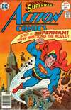 Action Comics #467 comic books - cover scans photos Action Comics #467 comic books - covers, picture gallery