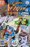 Action Comics #468 comic books - cover scans photos Action Comics #468 comic books - covers, picture gallery