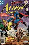 Action Comics #470 comic books - cover scans photos Action Comics #470 comic books - covers, picture gallery