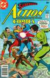 Action Comics #473 comic books - cover scans photos Action Comics #473 comic books - covers, picture gallery